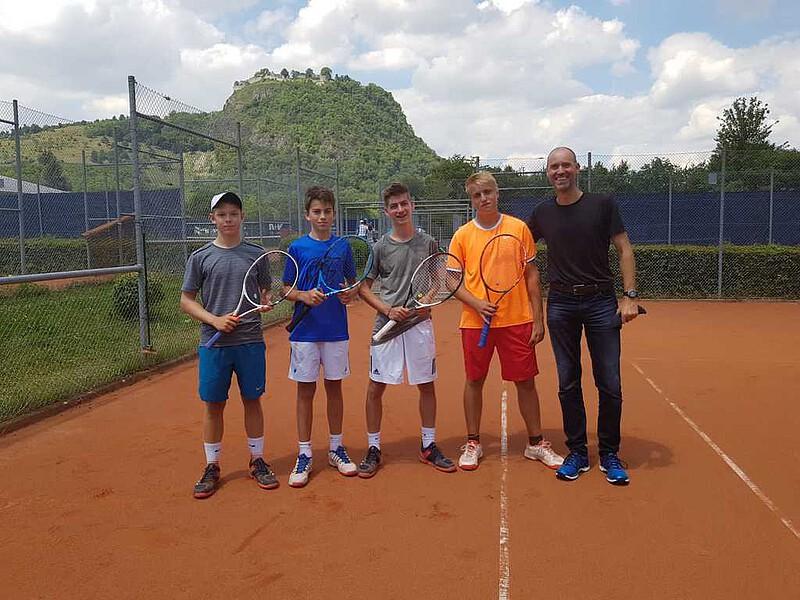 Jugend trainiert für olympia tennis